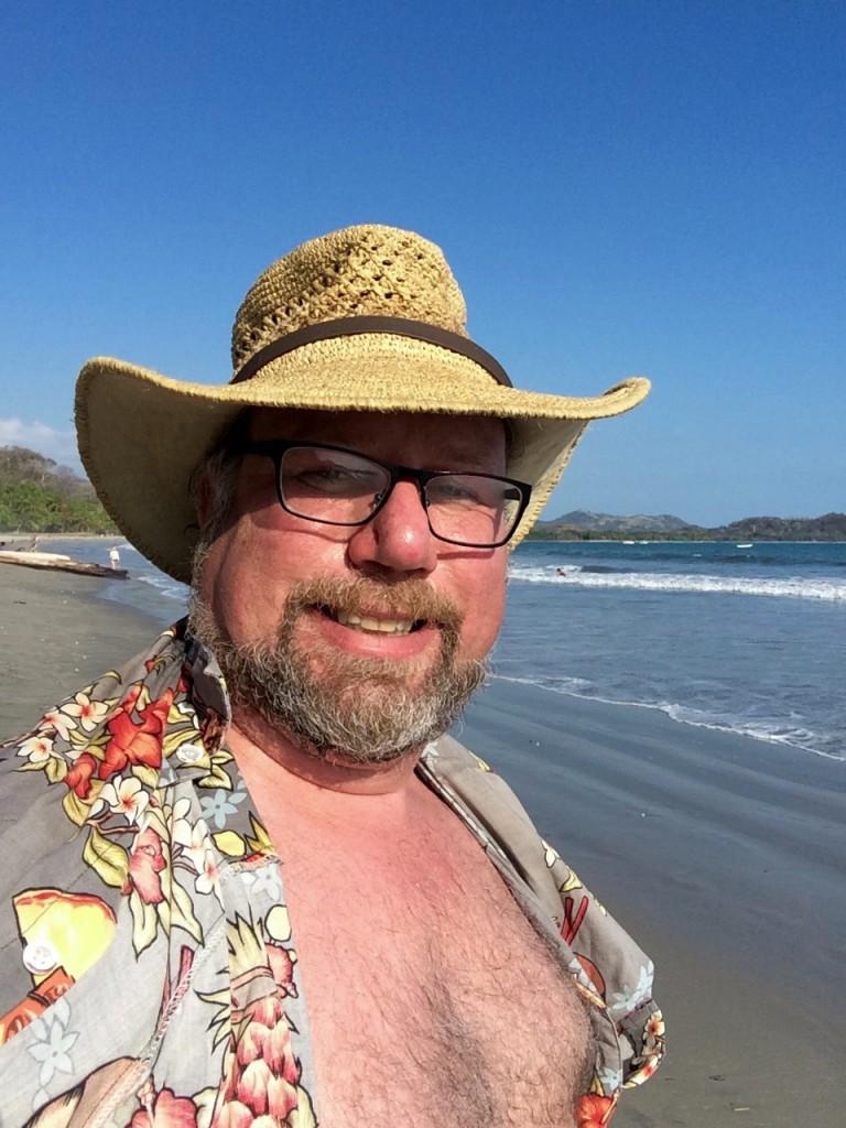 steve-at-beach
